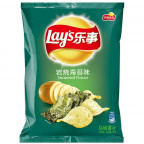 Lays Seaweed Flavour (Нори) 70 г