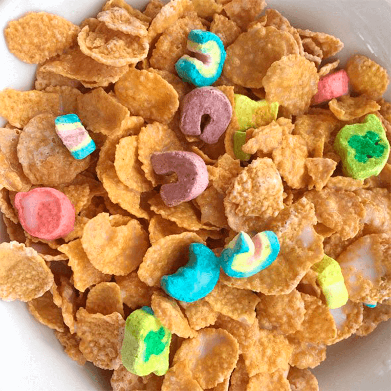 Lucky Charms Frosted Flakes