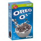 Сухой завтрак Oreo O's Шоколадные колечки 311 г