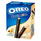 Вафельные Трубочки Oreo Wafer Roll Vanilla 54 g
