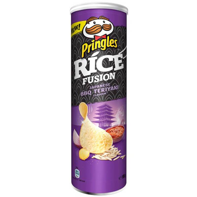 Pringles Rice Fusion Japanese BBQ Teriyaki 160 g