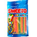 Мармелад Sweeto Rainbow Belts 80g