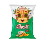Пшеничные Чипсы Подушечки Apache Со Вкусом Лука и Сметаны 40g