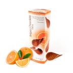 Шоколадные Чипсы Belgian Chocolate Thins Orange (Апельсин) 80 g