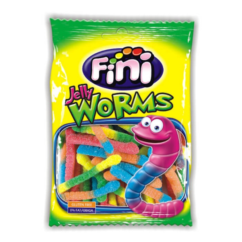 Мармелад Fini Worms (Червячки)