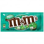 M&M's Mint Dark Chocolate 92.5 г (Мята и шоколад)
