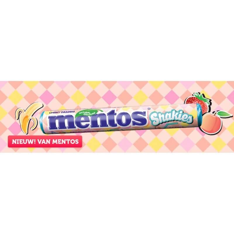 Mentos Shakies (Коктейли)