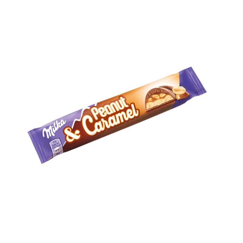 Milka Peanut & Caramel