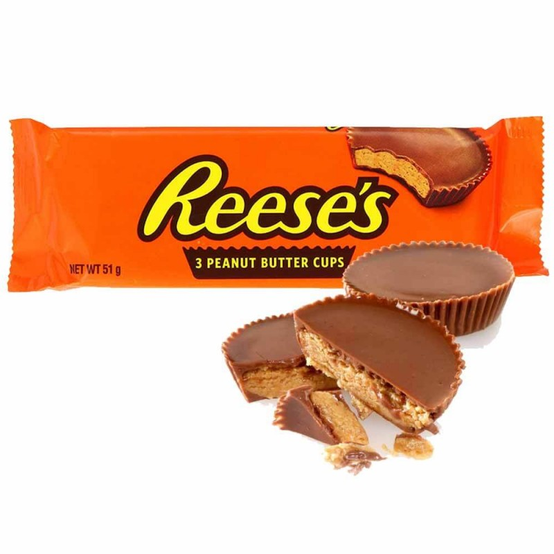 Reese's Peanut Butter Cups (Тарталетки)