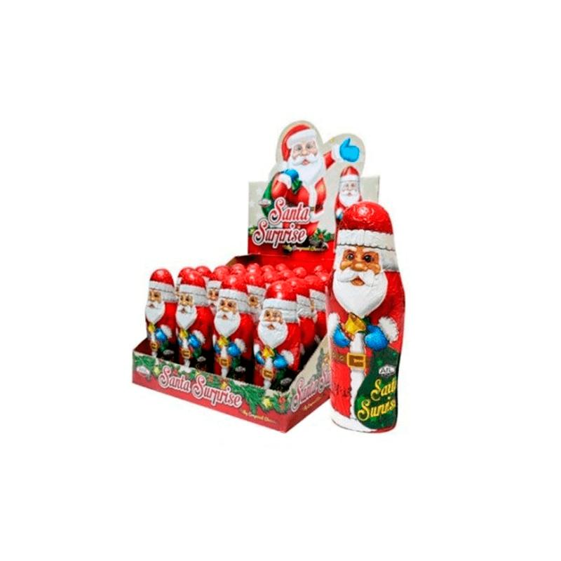 Шоколадный Дед Мороз С Сюрпризом 38g