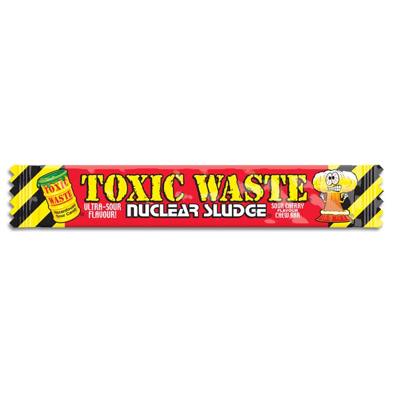 Toxic Waste Nuclear Sludge Cherry (Ядерная слизь с вишней)