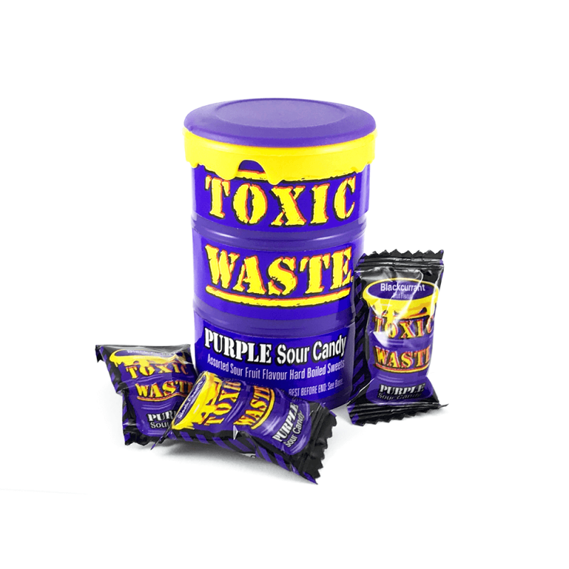 Toxic Waste Purple